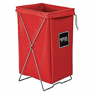 Hamper Kit,30 gal,Red