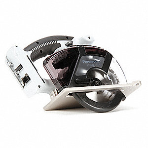 "5-3/8"" Cordless Circular Metal Saw, 14.4 Voltage, 3600 No Load RPM, Bare Tool"