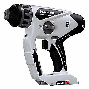 Cordless Rotary Hammer Drill, 14.4 Voltage, 0 to 3800 Blows per Minute, Bare Tool