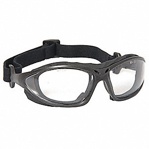 DONYI™ Scratch-Resistant Safety Glasses, Clear Lens Color