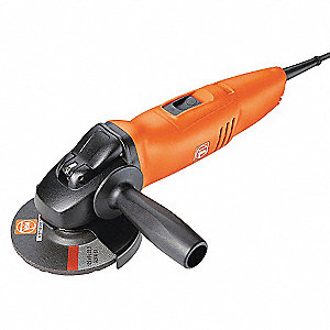 5IN ANGLE GRINDER 5/8-11 QUICKIN