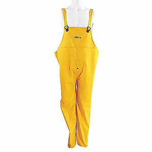 PANTS BIB STYLE SUPPORTED PVC/POLY