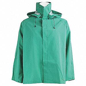 RAIN SUIT 3 PCE FR GREEN