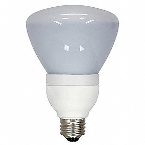 "5-13/32"" Warm R30 Screw-In CFL, 15.0 Watts, 750 Lumens"