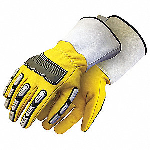 GLOVE IMPACT WINTER LINED GAUNTLET