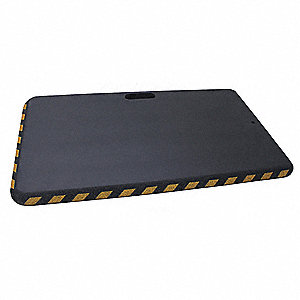Kneeling Mat,28 x 16,In,Black