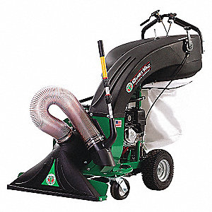 QV LITTER VACUUM,5.5HP,PUSH