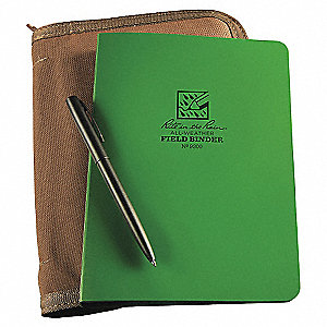 BINDER KIT VARIETY GREEN