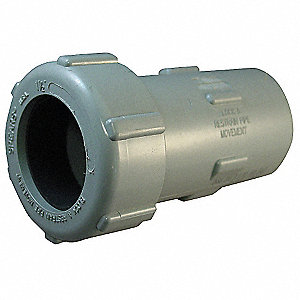 Transition Coupling,CPVC,40,1-1/2 In.