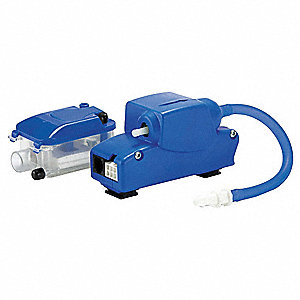 208-230V Mini-Split Condensate Pump, .24 Amps, 26 psi
