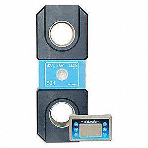 Load Indicator,Rmote Display,Cap 50000lb