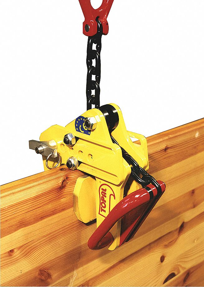Plate And Beam Lifting Clamps