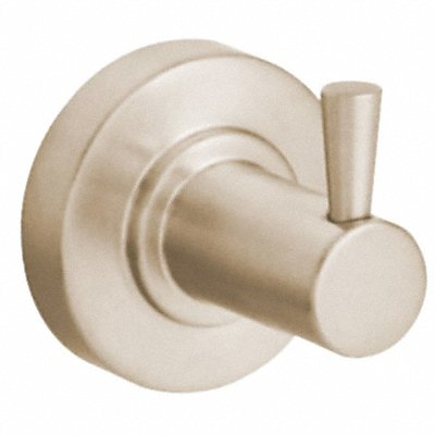 22FE52 - Bathroom Hook 1 Hook 2-3/16In D Brushed