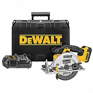 CIRCULAR SAW KIT 20V 6-1/2IN