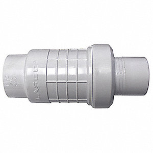 Coupling,PVC,1-1/2 In.,Slip x Slip