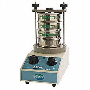 Sieve Shaker,3 In,220VAC,50 Hz,Analog
