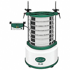 Sieve Shaker,12 In,220VAC,50 Hz,Analog