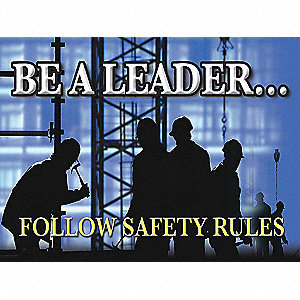 POSTER,BE A LEADER,18 X 24