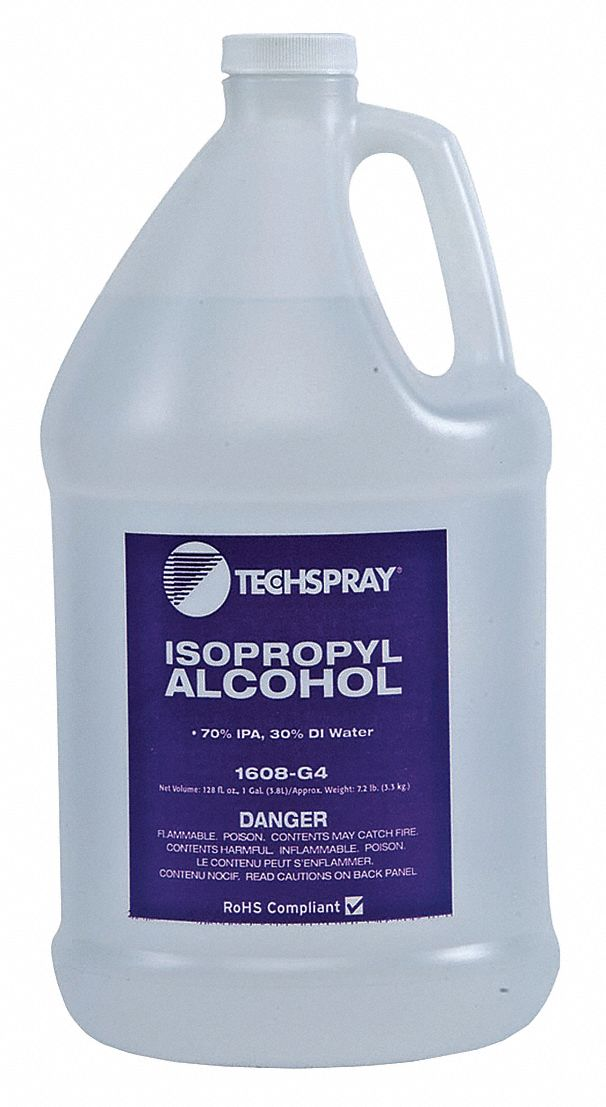 Isopropyl Alcohol,  70 per. , 1 gal
