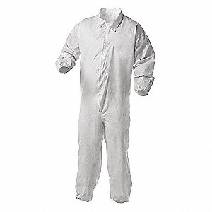 A35 COVERALL WRIST/ANKLE 2X