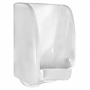 "Wall Waterless Urinal, 0 Gallons per Flush, 28-1/2""H x 18""W, White"