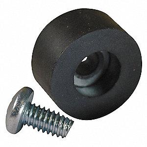Jb Industries Rubber Foot With Screw 22jh70 Pr 4 Grainger