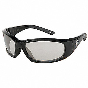ForceFlex® Anti-Fog, Scratch-Resistant Safety Glasses, Indoor/Outdoor Mirror Lens Color