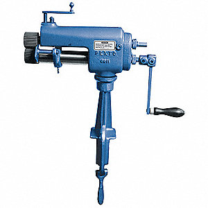 Combo Rotary Machine,24 ga,2 in Center