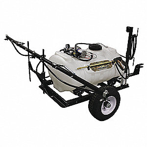 Chapin 40 Gal Tow Behind Sprayer Skid Spot And Atv