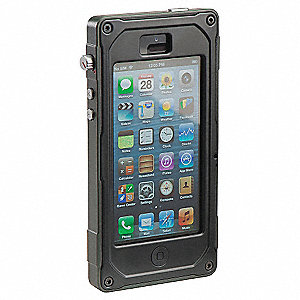 IPHONE 5 VAULT CASE GREEN/BLACK