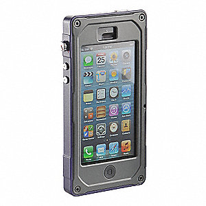 IPHONE 5 VAULT CASE PRPLE/BLK/GRY