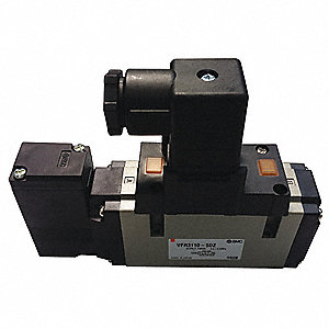 24VDC 5-Way, 2-Position Solenoid Air Control Valve