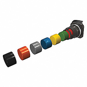 Non-Illuminated Push Button,All Colors