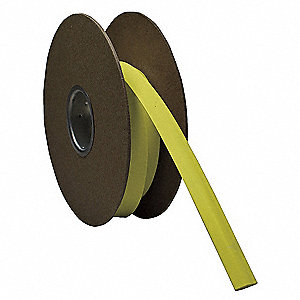 Shrink Tubing,0.375in ID,Yellow,400ft