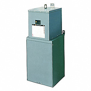 Single Phase Temporary Power Station, 480VAC Input Voltage, 120/240VAC Output Voltage, 15 kVA Rating
