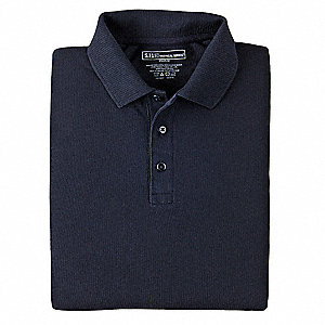 Utility Polo, Size 3XL, Dark Navy