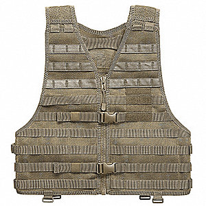 LBE Vest,Regular,Sandstone,46 to 48 In