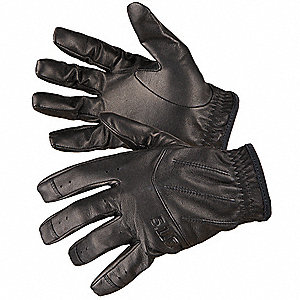 TAC SLP Patrol Gloves,L,Black,PR