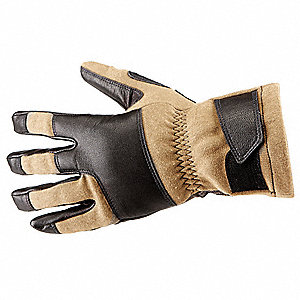Tac NFOE2 Flight Gloves,L,Tan,PR