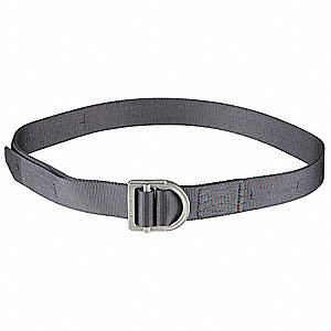 Trainer Belt,Charcoal,Nylon,M