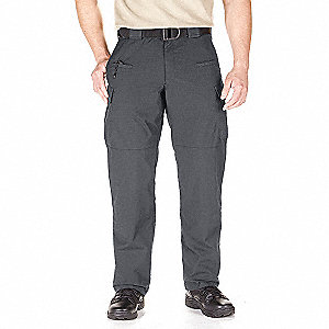 "Stryke Pants. Size: 40"", Fits Waist Size: 40"", Inseam: 30"", Charcoal"