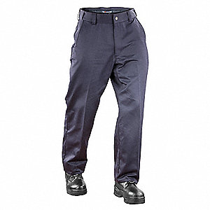 "Company Pants. Size: 28"", Fits Waist Size: 28"", Inseam: 32"", Fire Navy"