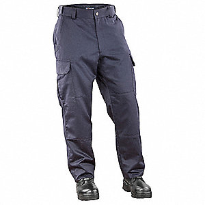 "Company Cargo Pants. Size: 38"", Fits Waist Size: 38"", Inseam: 34"", Fire Navy"