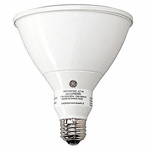 12 Watts LED Lamp, PAR38, Medium Screw (E26), 820 Lumens, 2700K Bulb Color Temp.