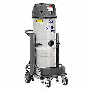 13 gal. Industrial Dry Vacuum, 120 Voltage
