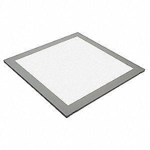 Ceiling Fixture,LED,Edgelit,2x2