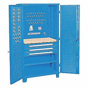 MINI-WORKSHOP - UTILITY BLUE