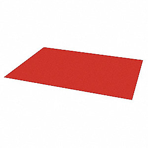 MAGNETIC CUTOUT SHEET, RED
