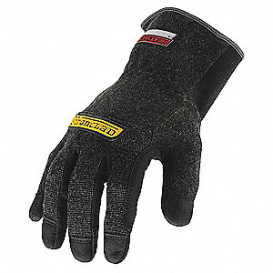 GLOVES WORK, HEAT RESISTANT