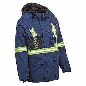 PARKA 3-IN-1 SHELL KERMEL FR 3XL BL